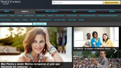 Yahoo! podría estar preparando un servicio de vídeo similar a YouTube, pero sólo para creadores de contenido profesionales
