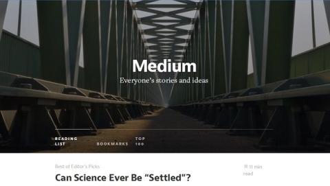 6 razones por las que deberías probar Medium