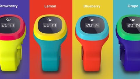 hereO, el smartwatch para niños con GPS