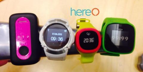 hereO reloj con gps para niños