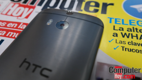 analisis htc one m8