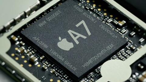 apple a7 rendimiento