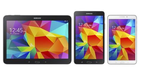 La nueva generación se llama Samsung Galaxy Tab 4
