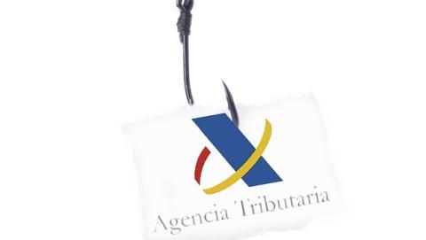 phishing agencia tributaria