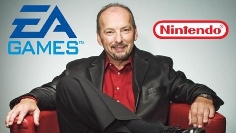 Peter Moore, Jefe de Operaciones de EA, pider perdón a Nintendo por bromas en el April Fool's Day