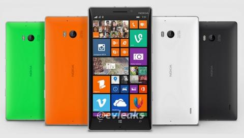 Primera imagen del Nokia Lumia 930, con Windows Phone 8.1