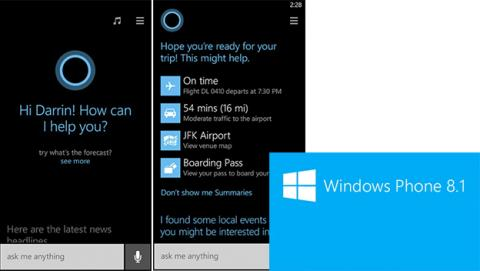 siri windows phone