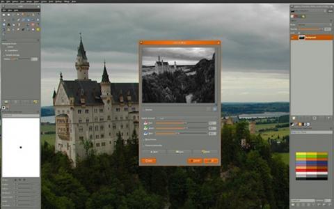 GIMP nació en 1996 y en la actualidad es utilizado en todo el mundo