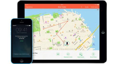 Bug de iOS 7 permite anular la función de buscar mi iPhone