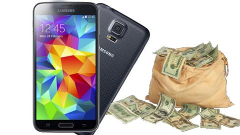 Samsung Galaxy S5: estos serán sus precios en España