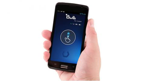 smartphone seguro Hoox de Bull