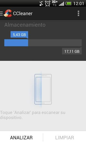 Ccleaner Android 1