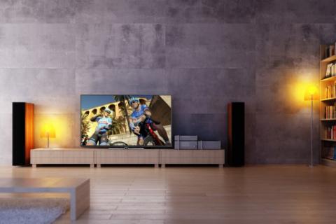 Nueva gama LE760 de televisores 3D de Sharp