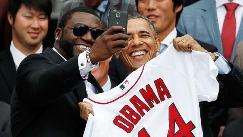 La Casa Blanca se enfada con Samsung por utilizar a Obama