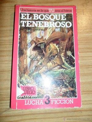 Librojuego El Bosque Tenebroso