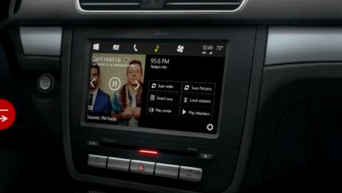 Windows in the Car, la tecnología de coche inteligente de Microsoft