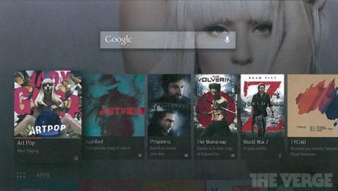 Android TV, el nuevo dispositivo de Google para conectar a la tele