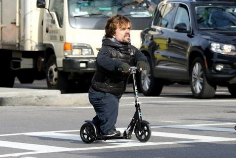 Tyrion, a lo Aguirre
