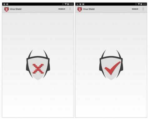 Virus Shield, fraude en Google Play