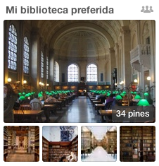 Tablero grupal Pinterest