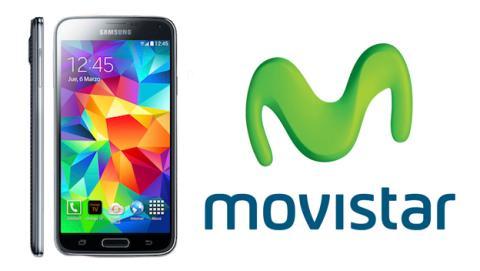 Tarifas y precio de Samsung Galaxy S5 con Movistar