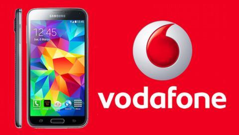 Tarifas y precio del Samsung Galaxy S5 con Vodafone