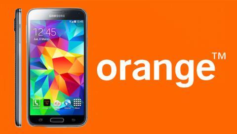 Tarifas y precio del Samsung Galaxy S5 con Orange