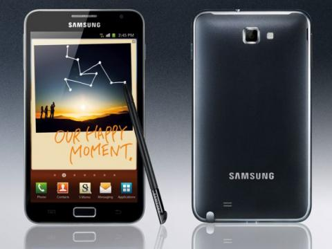 Phablet Samsung Galaxy Note