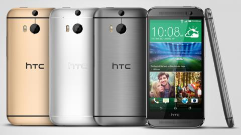 Phablet HTC One M8