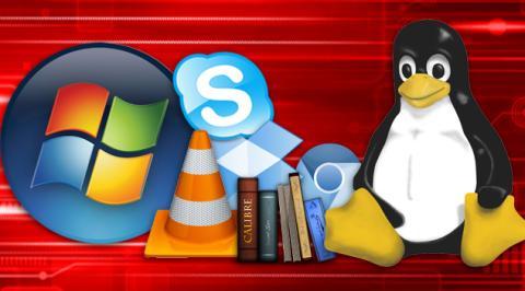 Pásate a Linux acompañado de tu software favorito
