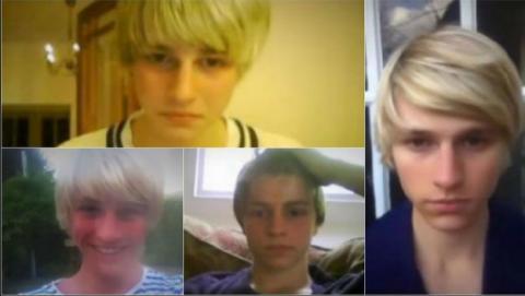 Los selfies como adicción: un joven británico pasa 10 horas al día haciéndose autofotos