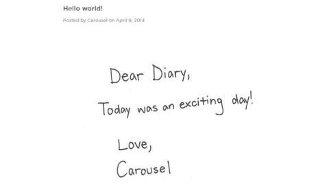 Carousel, nueva app para compartir vídeos y fotos de dropbox