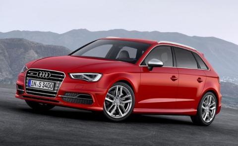 Audi S3 Sportback, el coche con 4G