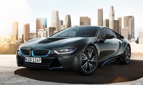 BMW i8, el coche con Gorilla Glass