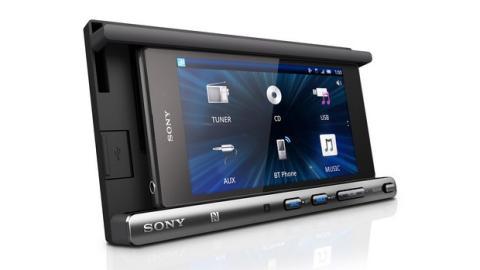 Sony y los coches inteligentes