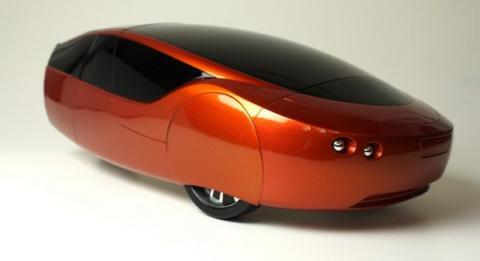 Urbee 2, el coche impreso en 3D