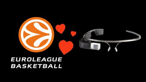 Las Google Glass llegan a la euroliga de baloncesto