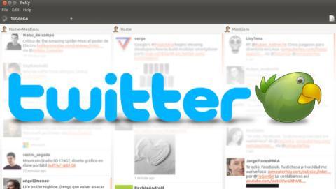 Usar Polly te facilita mucho la gestión de tu cuenta o cuentas de Twitter