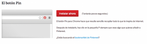 Instalar botón de Pin It
