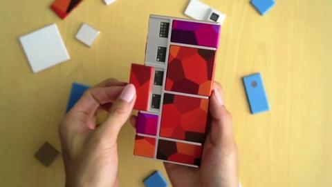 Project Ara, el smartphone modular tipo Lego de Google, ya tiene kit de desarrollo.