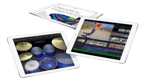 iPad con TouchID y A8 en el tercer trimestre 2014