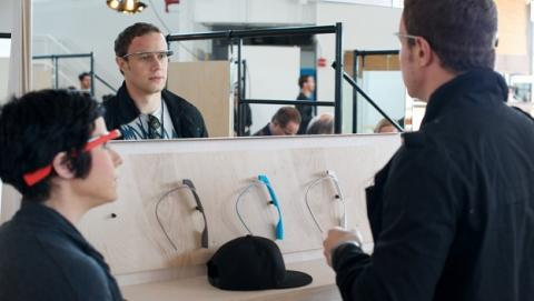 Google Glass a la venta