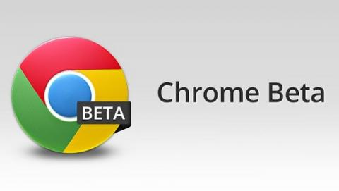 beta Google Chrome 35