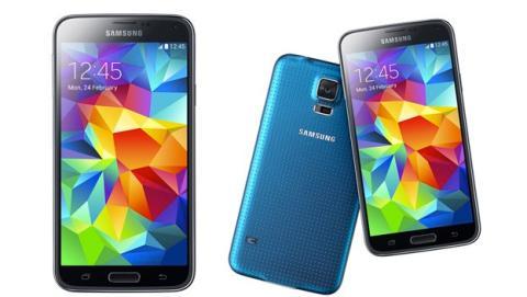 El Samsung Galaxy S5 ya a la venta en España