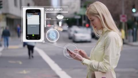 Samsung Galaxy S5 Paypal autenticación biométrica