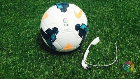 Un entrenador de Primera División de la Liga de Fútbol Española usará Google Glass en un partido de la jornada 33.