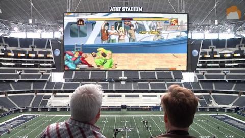 Conan O'Brien_AT&T Stadium