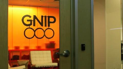 Gnip fuente de datos