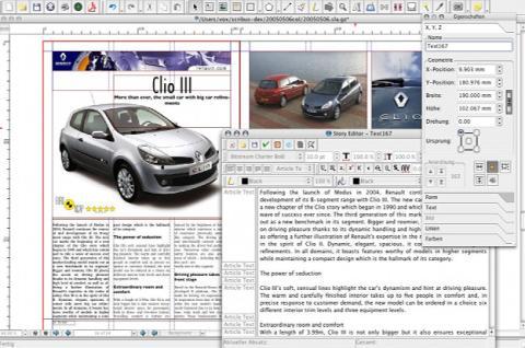 Maqueta folletos, publicaciones, carteles, etc. con Scribus