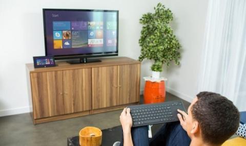 All-in-One Media Keyboard de Microsoft